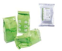 Alginat und alginatähnlich