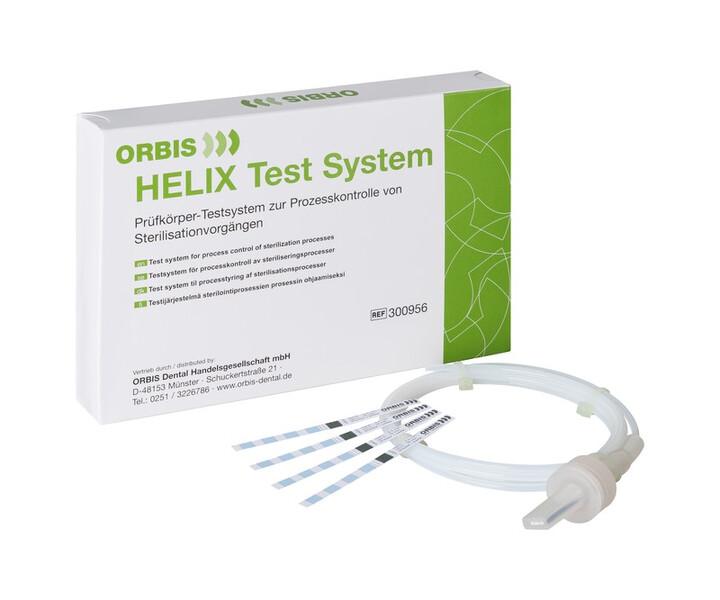 ORBIS Helix Test Prüfkörpersystem