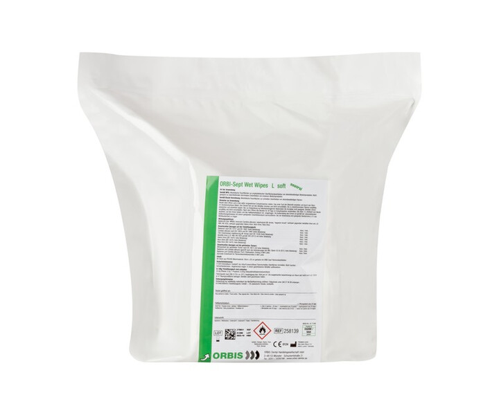 ORBI-Sept Wet Wipes Sensitiv NE