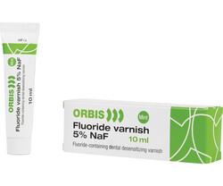 Fluoridierung und Desensibilisierung